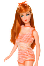 My FAVORITE 1967 Twist 'N Turn Redhead Barbie Doll