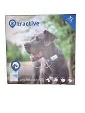 Tractive GPS Tracker XL for Dogs - Location Tracker with Brand New Minimum 20kg