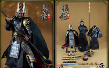 303TOYS The Three Kingdoms Series General ZhangFei YiDe Two Heads 1/6 Figure Toy
