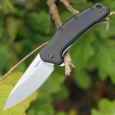 "Kershaw ""usa"" - M390 Link Spring Assist SPEEDSAFE ""Flipper"" knife KAI 1776BLK"