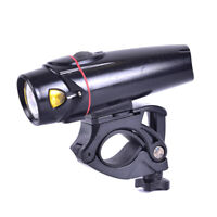 1200 Lumens LED USB Rechargeable Bicycle Light Front Bike Headlight Cycling _