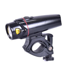 350 Lumens LED USB Rechargeable Bicycle Light Front Bike Headlight CyclingDS