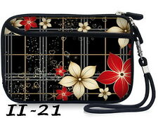 Smartphone Wallet Case Cover Pouch For Doro PhoneEasy 612 508, Liberto 820 Mini