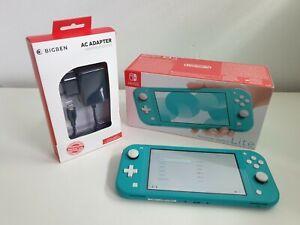 Nintendo Switch lite türkis --hervorragend--