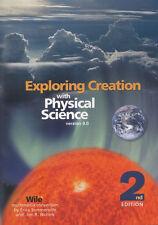 Apologia Exploring Creation Physical Science Course CD