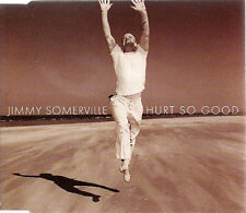 Jimmy Somerville Hurt So Good (4 different mixes) UK CD Single