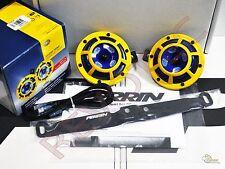 Perrin Mounting Bracket & Hella Horn w/ Wiring Harness For 08-14 WRX/ STi