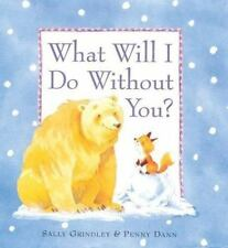 What Will I Do Without You?-ExLibrary