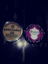 "Sweet Minerals ""Golden Medium"" 20 Foundation"