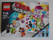 New Boxed LEGO Cloud Cuckoo Palace Set 70803 With 3 Mini Figures Brand New.