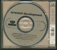 ARRESTED DEVELOPMENT People Everyday 4 TRACK HOLLAND CD SINGLE