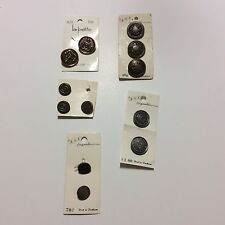 Vintage Button Lot
