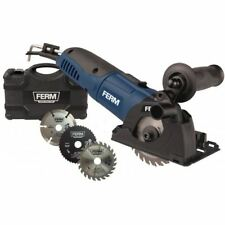 FERM Precision Circular Saw 500w Handheld Power Tool Blade Adapter Csm1043