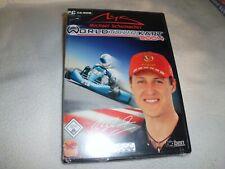 Michael Schumacher World Tour Kart 2004 - PC CD ROM DVD nicht OVP - FSK 0