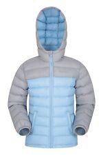 Mountain Warehouse Kids Seasons Padded Jacket Water Resistant Puffer Boys Girls
