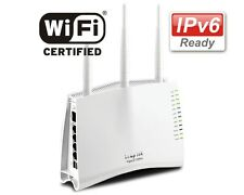 New DrayTek Vigor 2130Vn Wireless N 3G HSPA+ Gigabit WAN VoIP WiFi Router 2130n