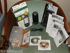 Magellan eXplorist XL Handheld/s GPS Receiver Bundle World Ship