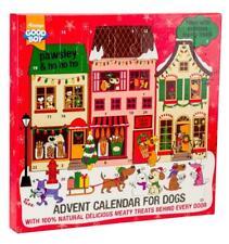 Chien Calendrier de L'Avent Noël avec Tasty Animal Treats