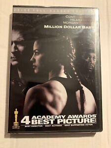MILLION DOLLAR BABY DVD 2-Disc Set Full Frame NEW - FACTORY SEALED