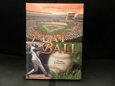 Dave Dravecky Play Ball Signed Autographed Signed Book Hardcover HC God