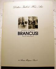 BRANCUSI/PHOTO REFLEXION/F.TEJA BACH/DIDIER IMBERT FINE ARTS/1991/SCULPTURE