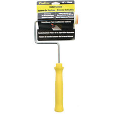 """FasTrim Paint Roller, Edger, 4.5"""" Fixed Handle With Roller,10mm Fiber Cover"""