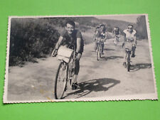 PARIS NICE 50´s CICLISMO CYCLISME CYCLING CYCLIST CICLISTA TOUR GIRO PHOTO FOTO