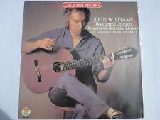 John Williams/Boccherini/Guastavino– Guitar Quintets LP