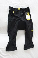 New Mavic Women's Cloud Cycling Bike Knickers Padded Medium M Black NWT