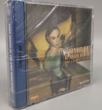 SEGA DREAMCAST   Tomb Raider IV: the Last Revelation   SEALED   Nuovo & Sigillato