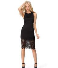 Bardot Black Dress in Size 12