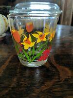 Vintage Daffodil Juice, Rocks Glass