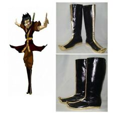 Avatar TheLast Airbender Avatar The Legend Of Aang ZUKO cos Cosplay Shoes Boots
