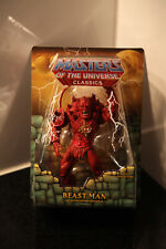 Power Con 2016 Exclusive: MOTUC Red Beast Man (NEW AND MOC)