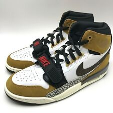 9121c1b86d02 Nike Air Jordan Legacy 312 Men s Shoes White Baroque Brown-Wheat AV3922-102