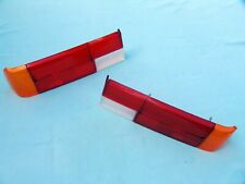 BMW E24 6-SERIES TAIL LIGHT LENSES, BRAND NEW, ORIGINAL BMW