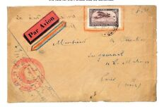 AG122 1929 FRENCH FORCES MOROCCO Casablanca Air Military Rate/Paris