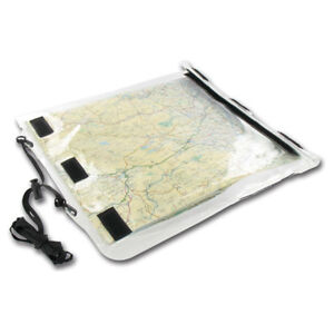 HIGHLANDER HIKING WATER RESISTANT COVER ROAMER MAP CASE CAMPING BUSHCRAFT ARMY