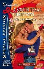 SSE 1789 LP: Men of the West: A South Texas Christmas by Stella Bagwell