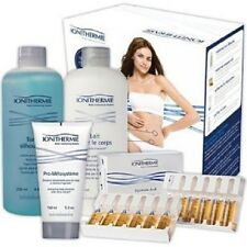 Ionithermie 12 Day Program Stage 1 Exp.2019 Cellulite Body Contouring System New