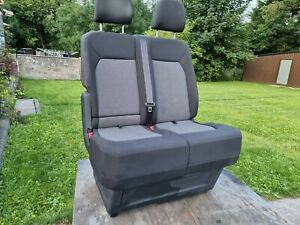 VW Crafter Man TGE Double Passenger seat folding 2017- present From a 2020 Van
