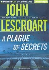 Dismas Hardy: A Plague of Secrets 13 by John Lescroart (2009, CD, Unabridged)