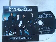 Hammerfall _ Always will Be _ The Fallen One _ CD _ limited Edition _ W.O.A. rar