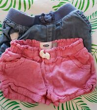 Set Of Toddler Girls Shorts Size 3t
