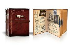 Grimm The Complete Series Season 1-6 Boxset (DVD 2017 29-Disc) 1 2 3 4 5 6