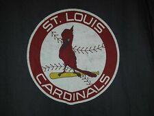 St Louis Cardinals Vintage Logo T Shirt 2XL Wright Ditson NWT Cards