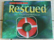 Jamestown Critical Reading Series RESCUED Stories of Courage w/Exercises NEW PB
