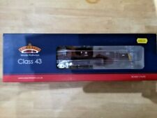 Bachmann 32-068 Class 43 Warship 'Rapid' BR Maroon with yellow ends - Unused