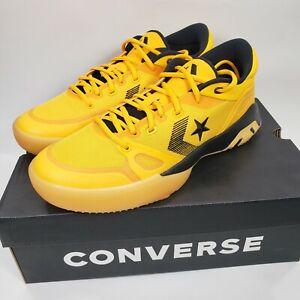 Converse G4 Ox Draymond Green Hyper Swarm PE Men's Size 10 Gold Yellow 170909C