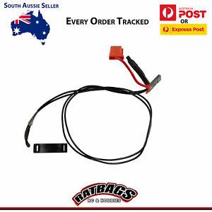 Traxxas Slash 6523 Sensor Temperature and Voltage Short & Saddle